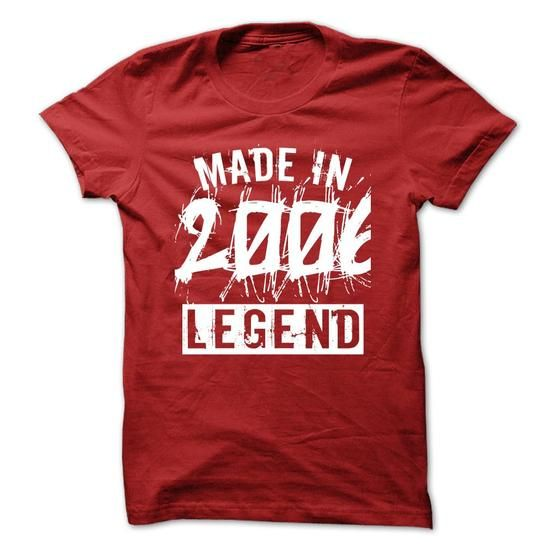 Made in 2006 legend year TN001 - #shirtless #comfy hoodie. LIMITED TIME => https://www.sunfrog.com/LifeStyle/Made-in-2006-legend-year-TN001.html?68278