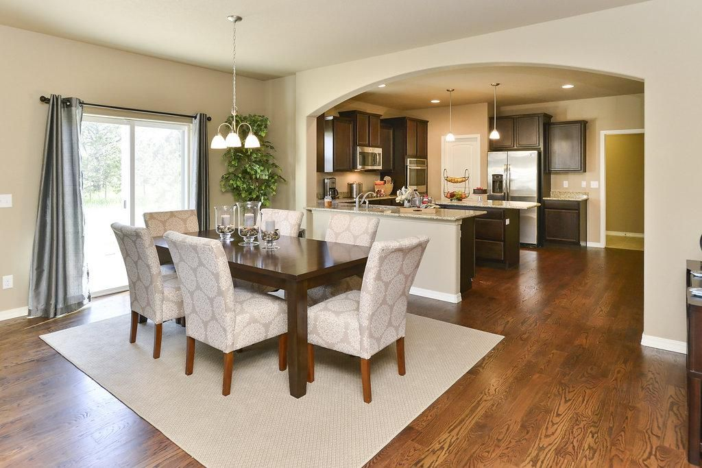 The Mcallister New Homes In Colorado Springs Challenger Homes