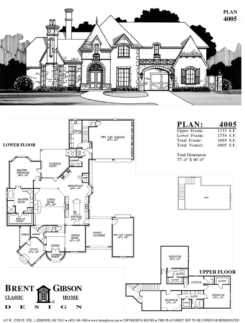 Brent Gibson Classic Home Design Classic House House Design Design