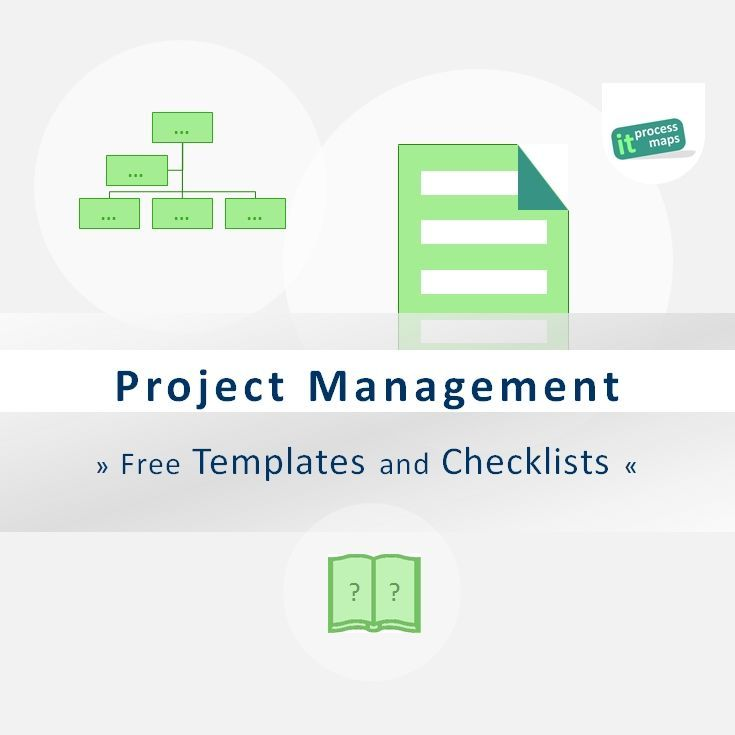 Free Project Management templates and checklists Source wikien - project contract templates