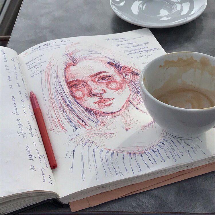 Pin By Kara Holder On Art Art Sketchbook Motivational Art Art