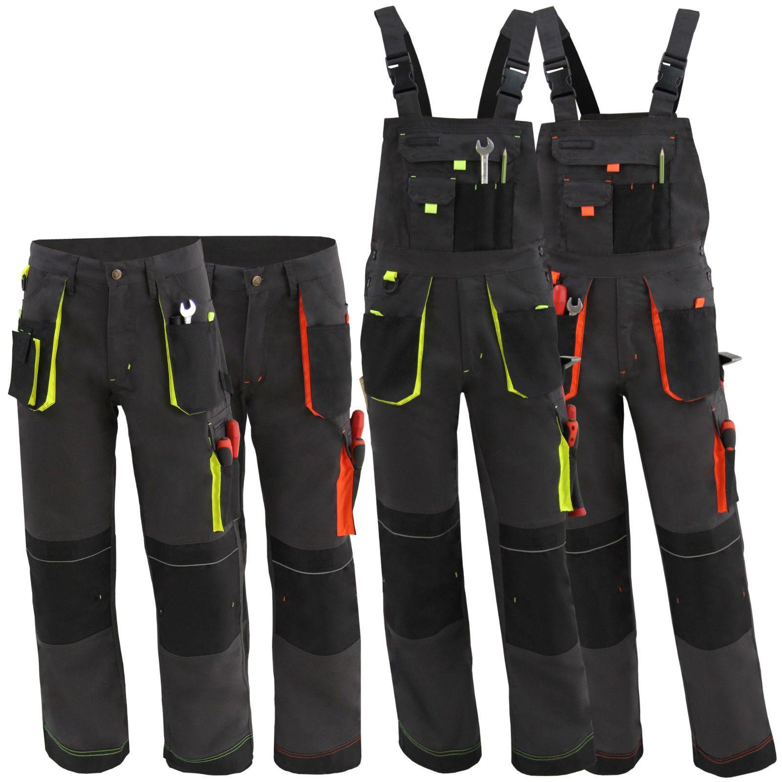 Ab 16 99 Bundhose Arbeitshose Arbeitslatzhose Neon Arbeitsbekleidung Arbeitshosen Arbeitsbekleidung Hosen