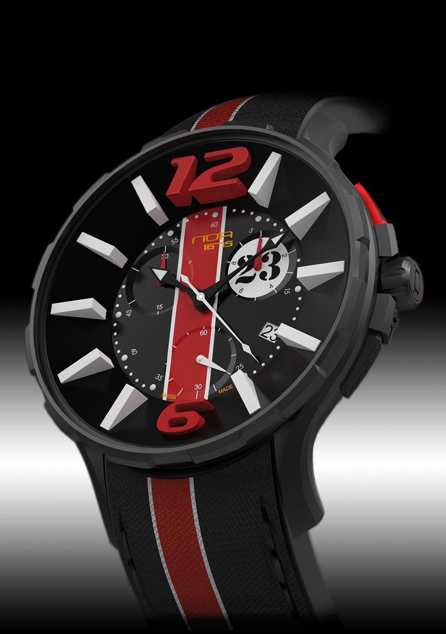 N.O.A GRT 001 Le Mans Watch