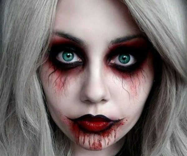 vampire makeup for women   Smink   Pinterest   For women, Makeup ...