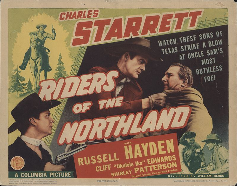 Watch Riders of the Northland Full-Movie Streaming
