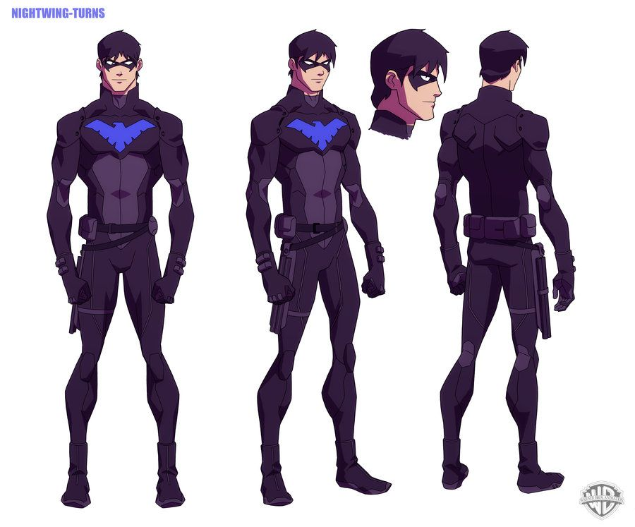 Character Design Young Justice : Cartoon network s young justice animated series has