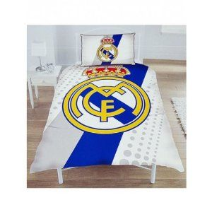 Real Madrid Bettwäsche Man Cave Soccer Bedroom Soccer Room