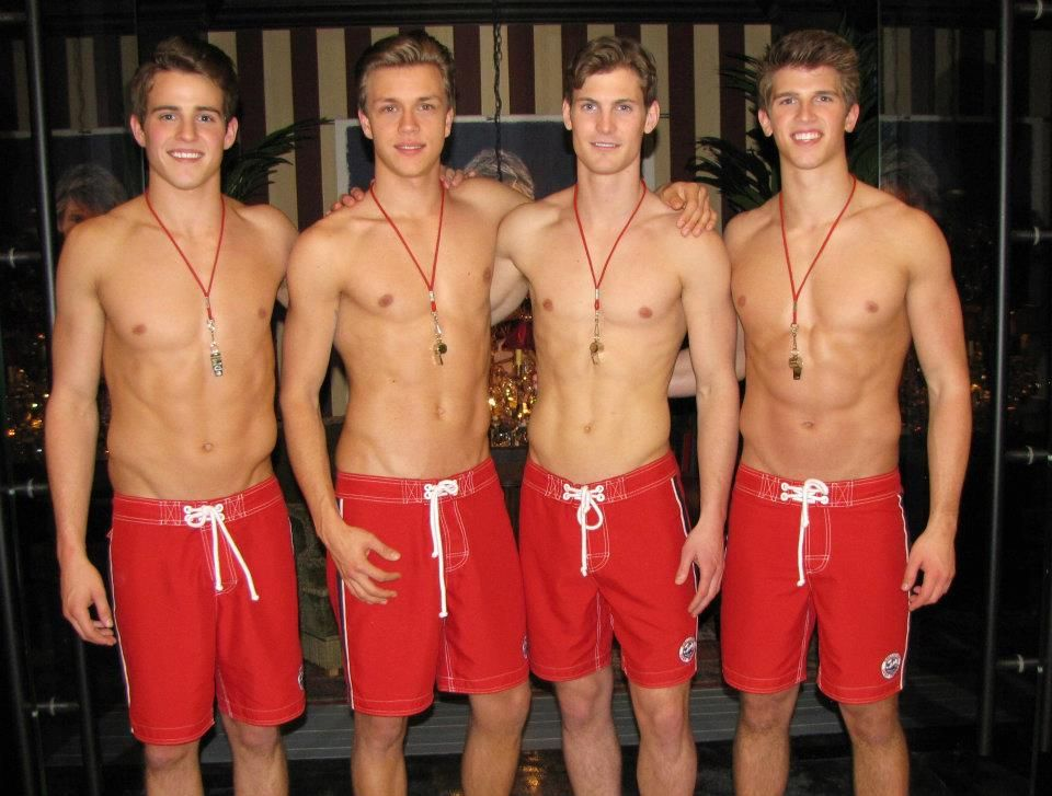 Abercrombie fitch advertising