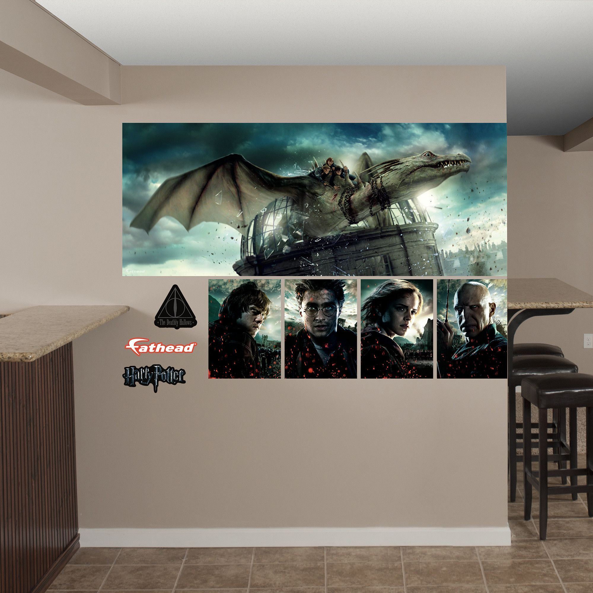 Harry Potter Wall Murals · Harry Potter Wall Murals