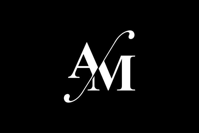 Pin By Miranda Clitheroe On Monograms In 2020 With Images Monogram Logo Design Monogram Logo Logo Design Branding Fonts