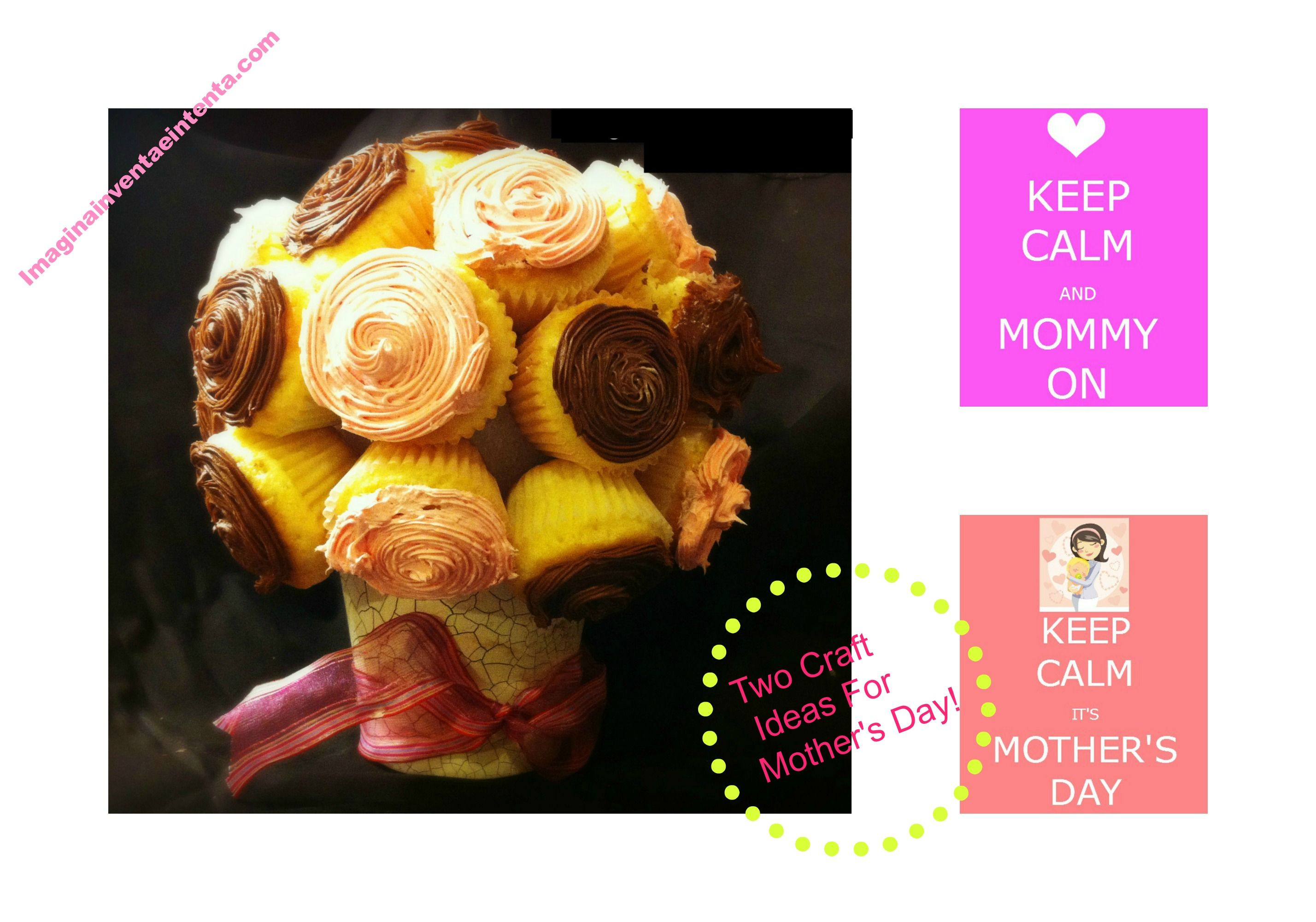 Two Creative and Economical Mother's Day Craft Ideas