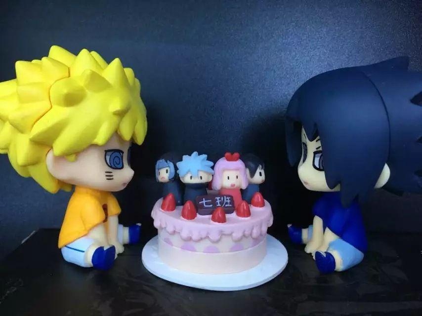 Naruto Shippuden 11cm Japanese Anime Figure SASUKE UCHIHA