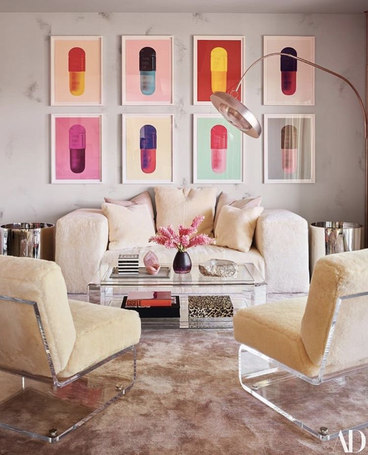 Kylie Jenner's Home For Architectural Digest