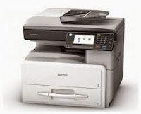 Mesin Photocopy Ricoh Ricoh Photocopy Black White