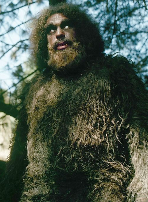 Bigfoot From Six Million Dollar Man I Believe The Actor Was Andre The Giant