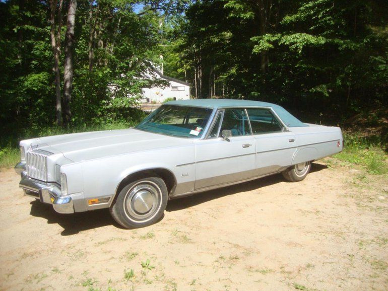 1975 Chrysler Imperial Lebaron For Sale Chrysler Imperial