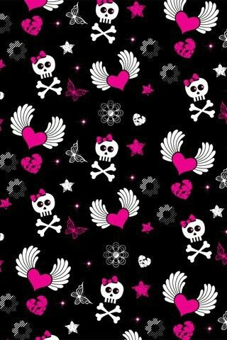 Pin by crystal martin on skulls pinterest wallpaper skull skull wallpaper glitter wallpaper photo backgrounds background images wallpaper backgrounds cell phone wallpapers desktop wallpapers pink skull voltagebd Gallery