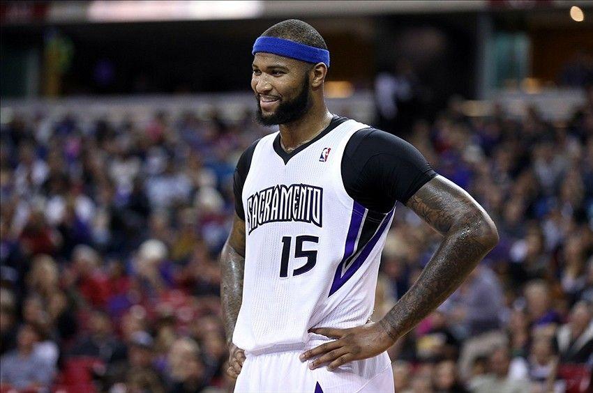 DeMarcus Cousins is primed for a big game tonight. #DeMarcusCousins #DFS #NBA #FantasyBasketball #Kings