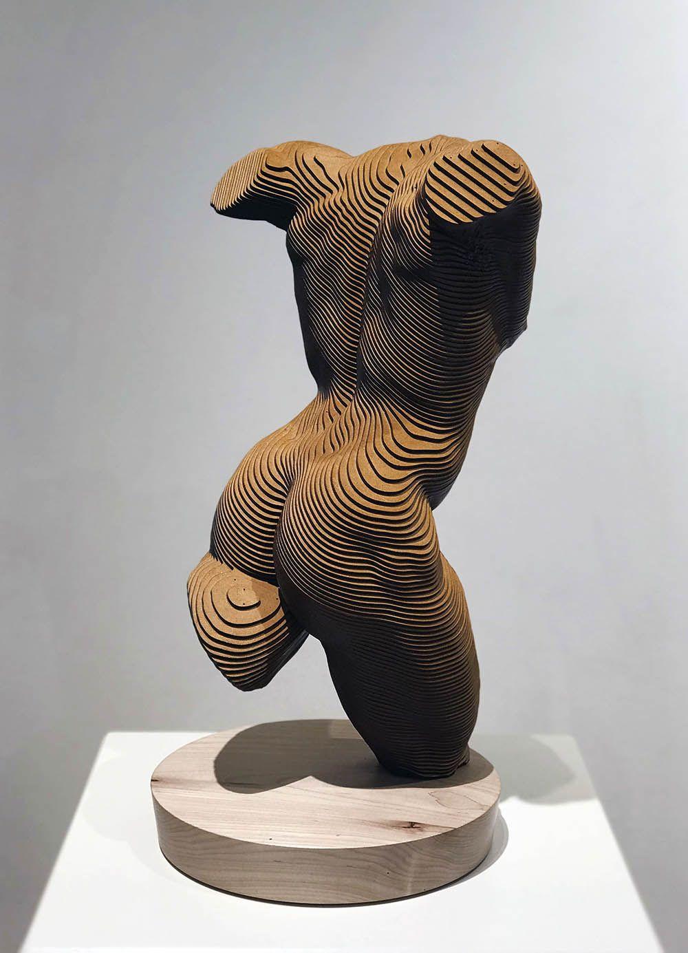 Medicis - Olivier Duhamel, Sculptor