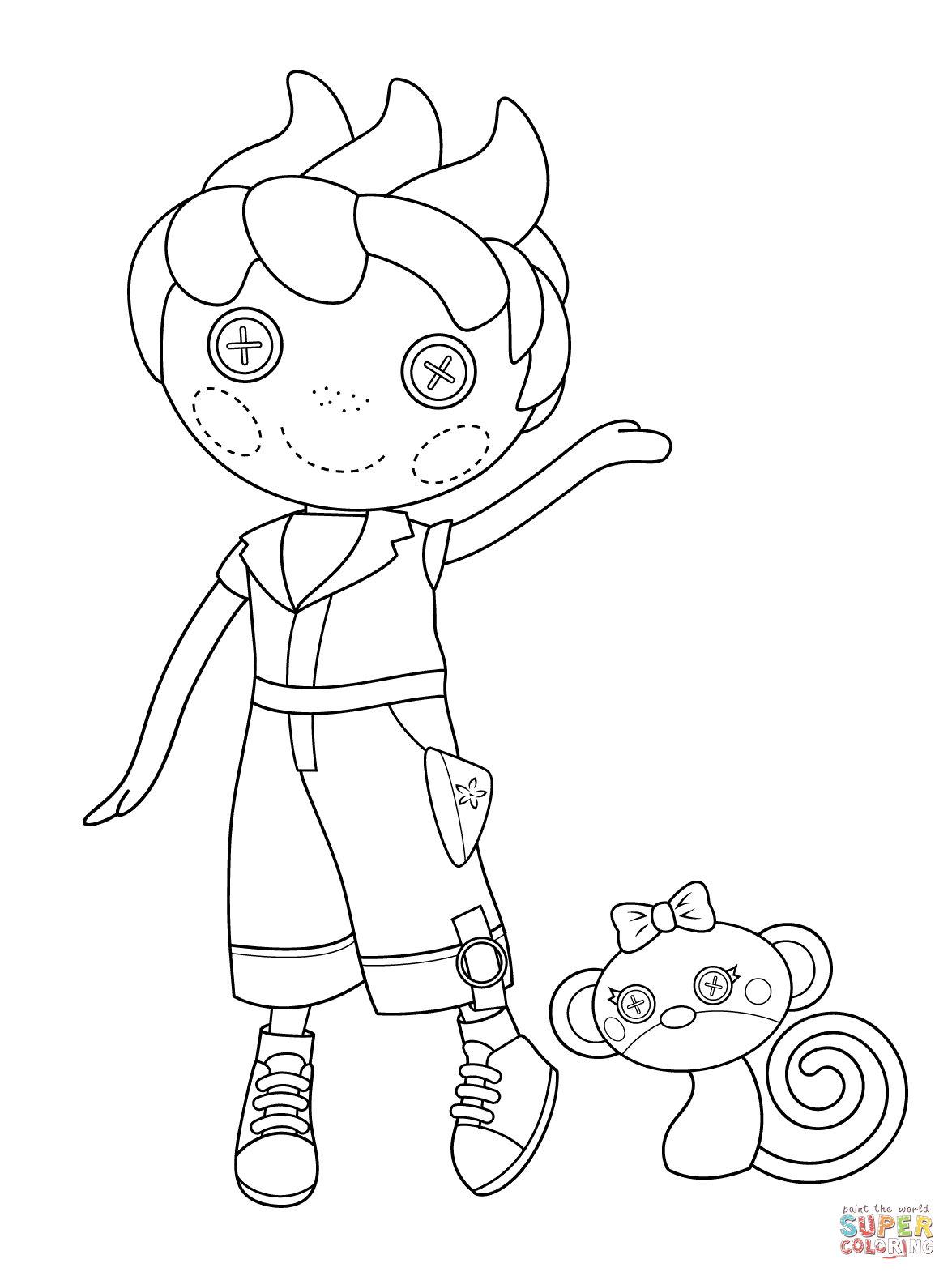 Lalaloopsy Coloring Book Games Disney Coloring Pages Mermaid Coloring Pages Hello Kitty Colouring Pages