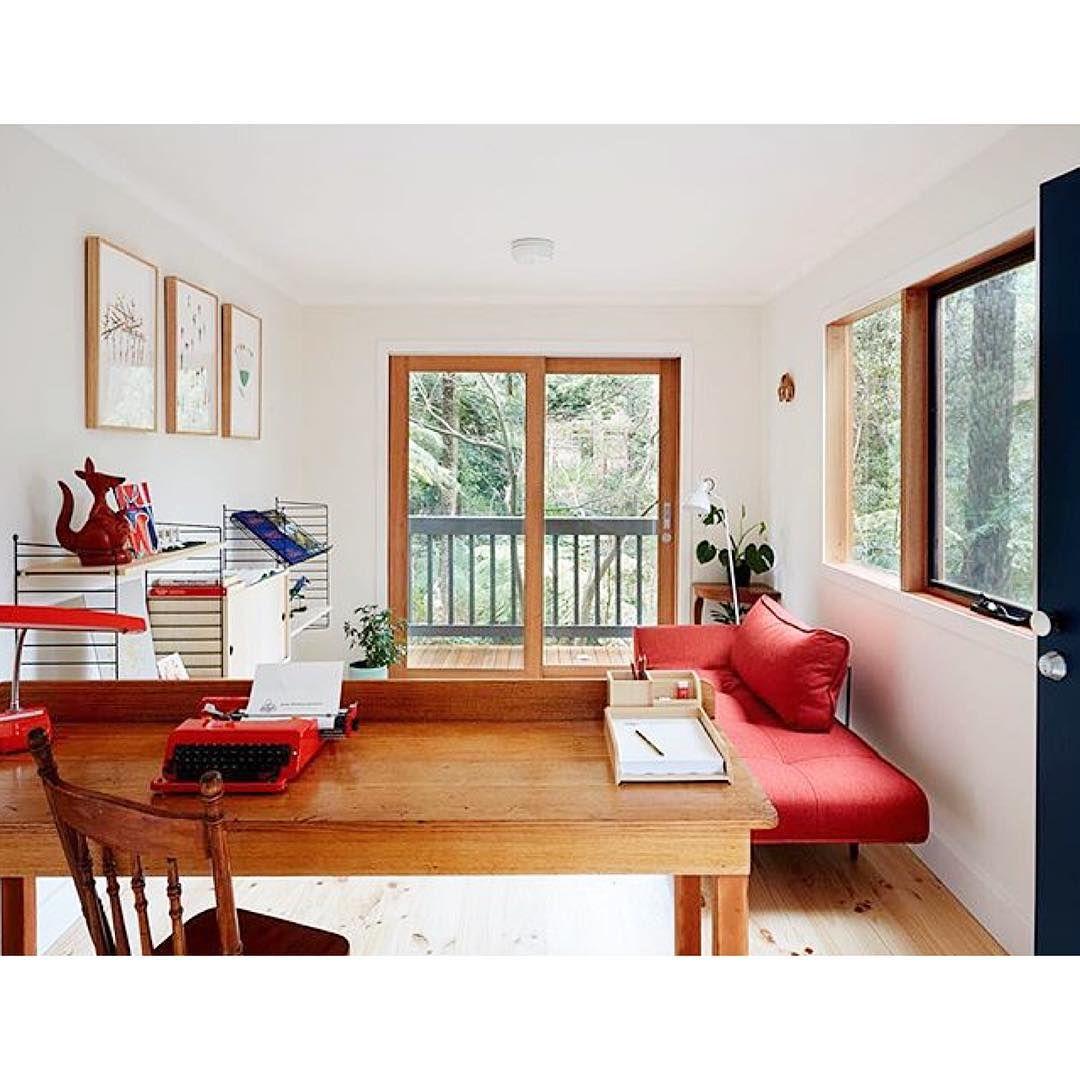 Home-office-innenarchitektur inspiration zeal zitbank  slaapbank van innovation living  photo credit