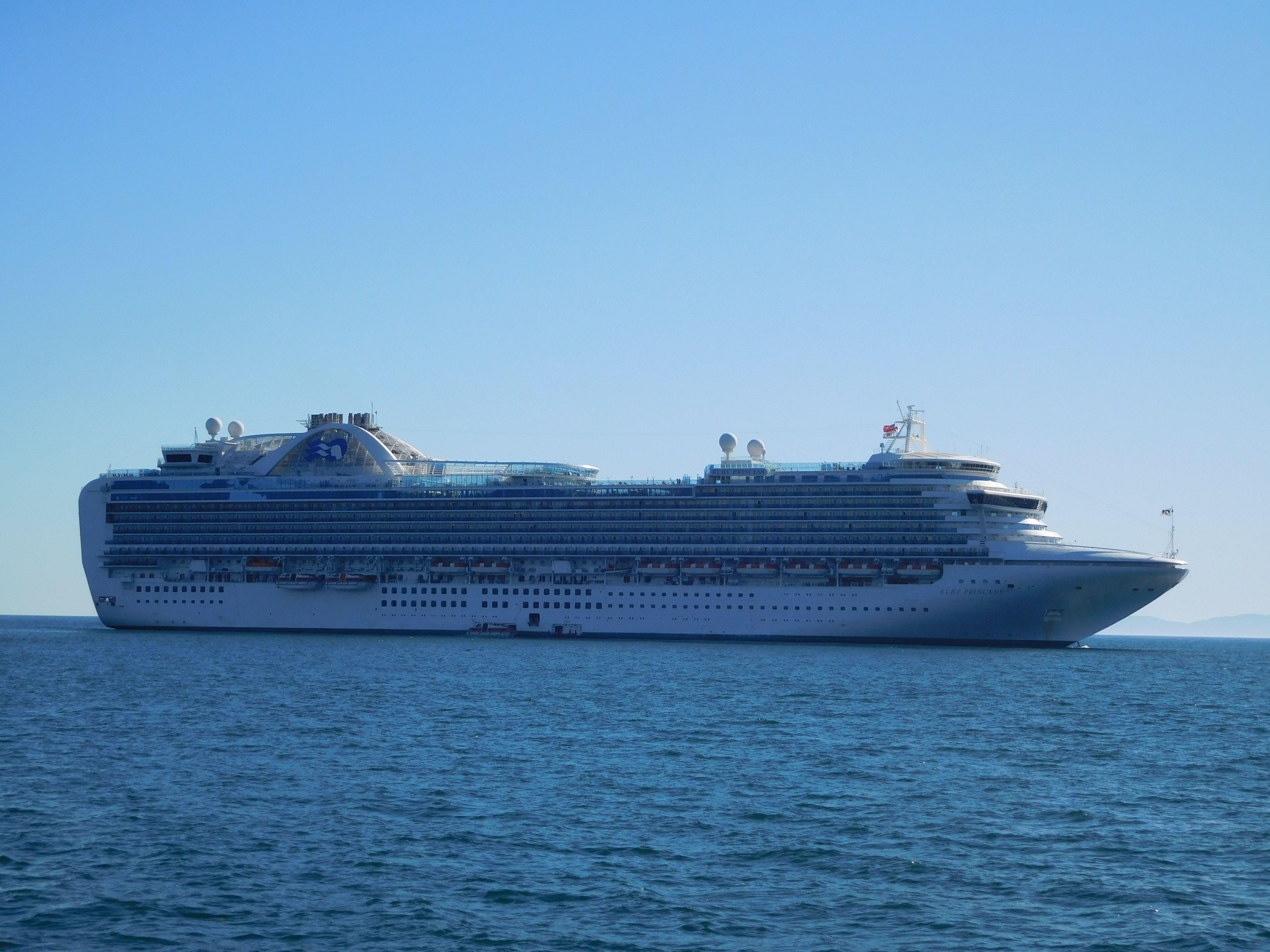 What I Did On My Day California Coastal Cruise On The Ruby - California coast cruises