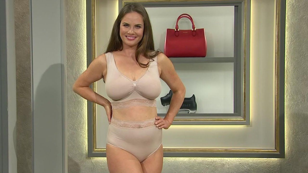 from Reagan women of qvc nude
