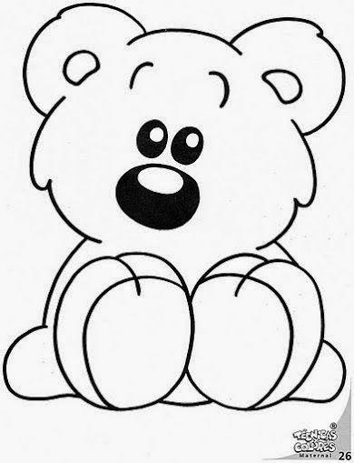 Maestra de Infantil: Dibujos infantiles de animales para colorear ...