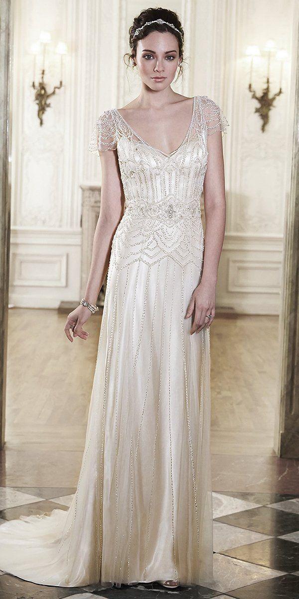 33 Vintage Inspired Wedding Dresses 1920s Wedding Dress Vintage Inspired Wedding Dresses Wedding Dresses