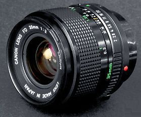 Canon Nfd 35mm F 2 Canon 35mm Nfd