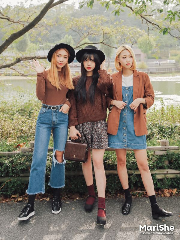 Korean Fashion Blog Online Style Trend Korean Fashion Trends Korean Outfits Korean Street Fashion