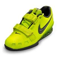 Nike Romaleos 2 Volt Weightlifting Shoes - Rogue Fitness