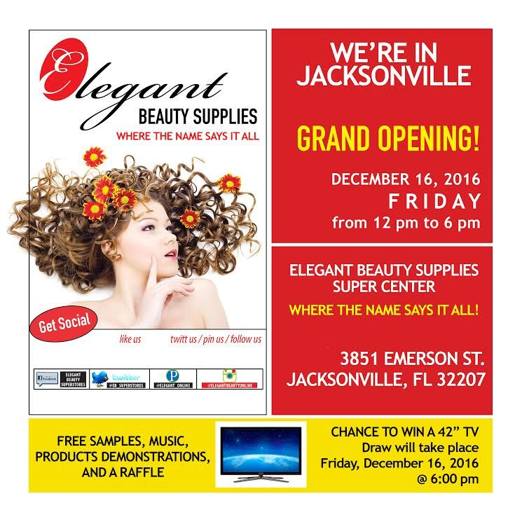 GRAND OPENING !!!! DO NOT MISS OUT! JACKSONVILLE WE ARE ...