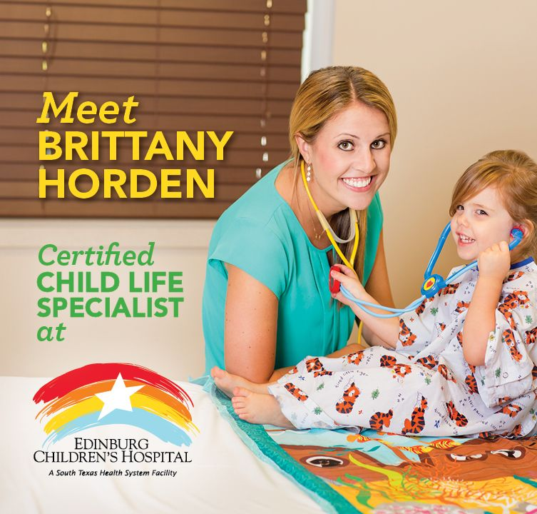 Meet Brittany Our New Certified Child Life Specialist Child Life