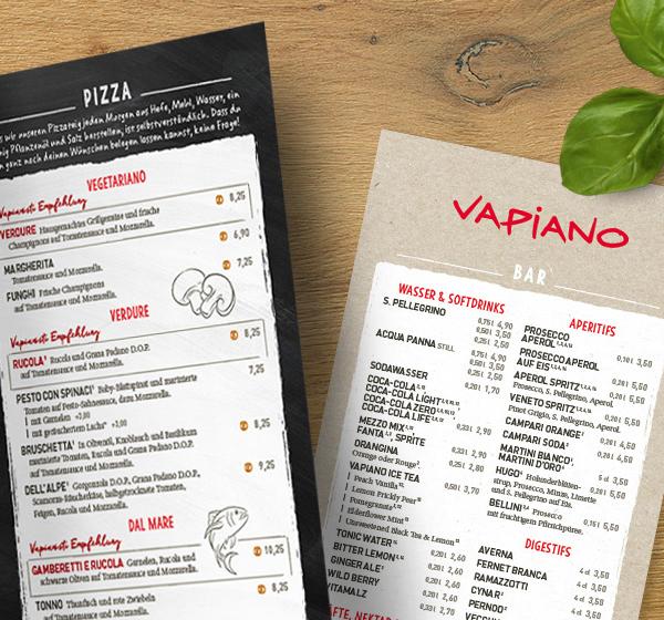 Unsere neue Karte - hier steht eure Ernährung im Mittelpunkt! Ab ...