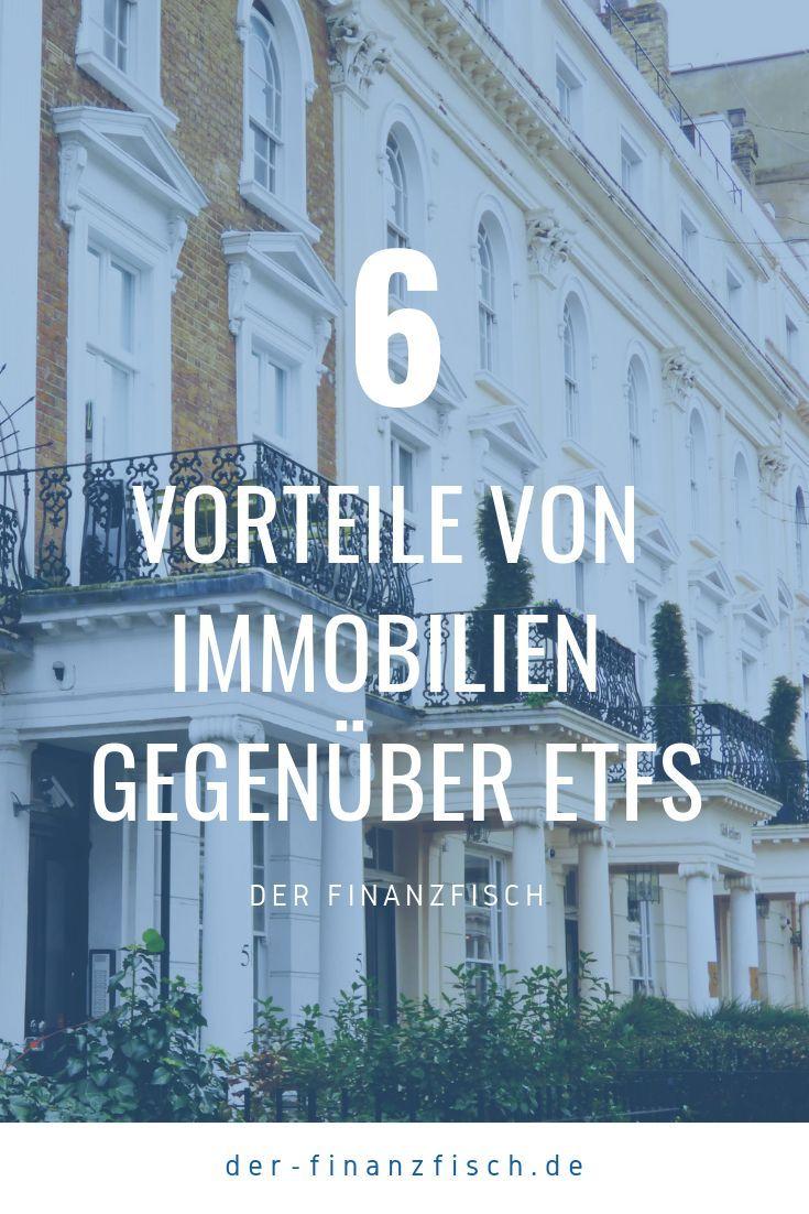 6 Vorteile einer Immobilie als Investition gegenüber
