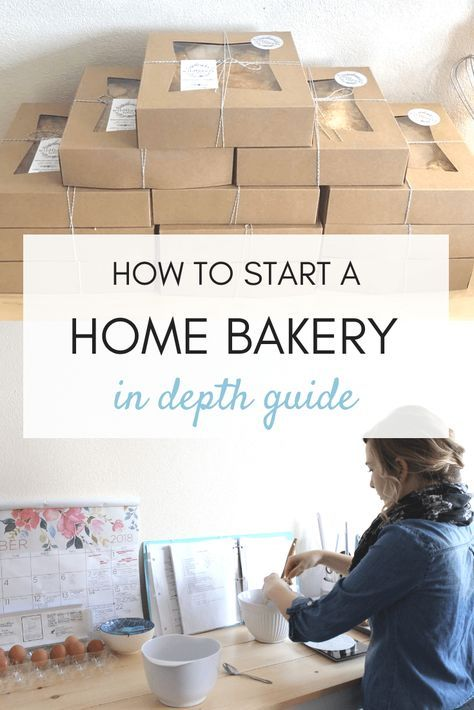 how to start a home cookie business