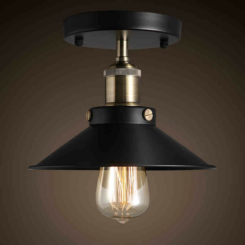 Mamei mamei free shipping v flush mount black color country