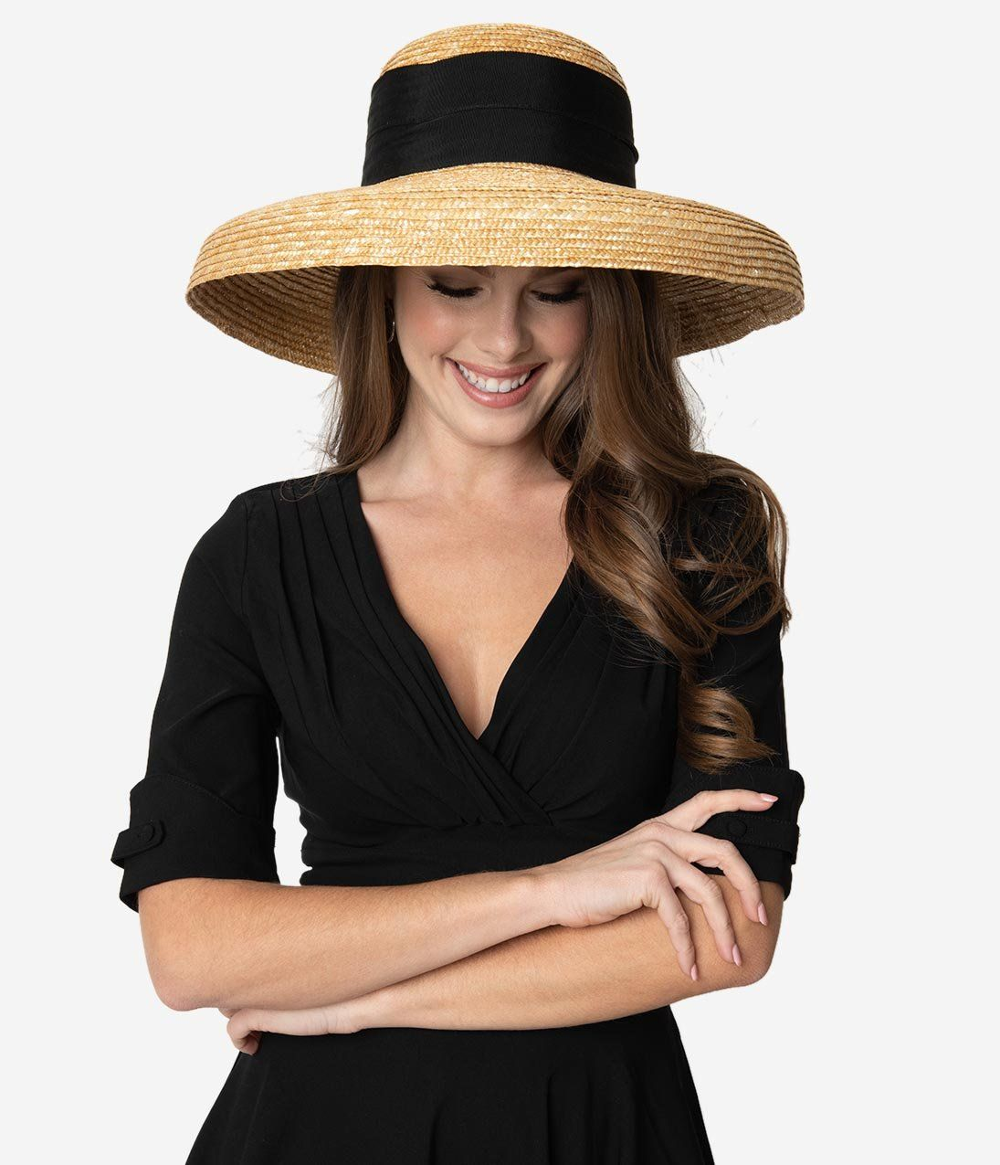 Fashion Hat Pillbox Hat Womens Straw Hat Summer Hat for Women Wedding Hat 1950s Style Hat Beret Hat Panama Hat Straw Fascinator Hat