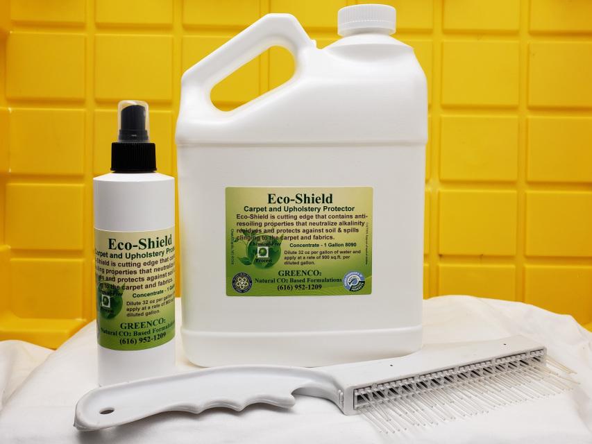 Eco Shield Carpet Fabric Protector Greenco2 In 2020 Oil Based Stains Carpet Fabric Oil Based Stain
