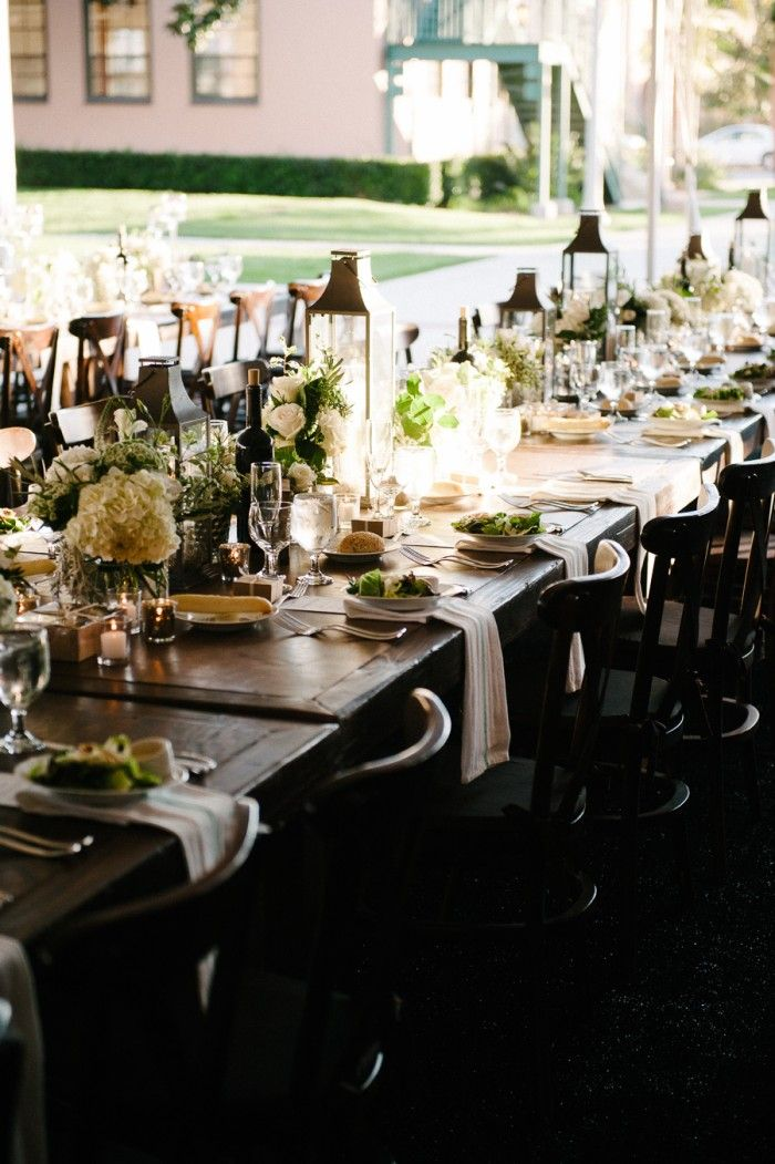 COUTURE EVENTS Christine And Dave Rustic Italian Wedding