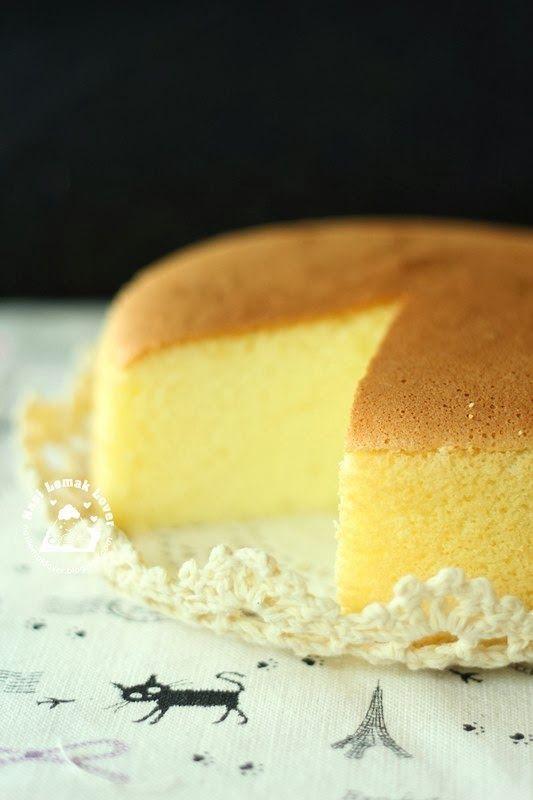 Golden Sponge Cake Uses 50 Grams Butter 50 Grams Cake Flour 3