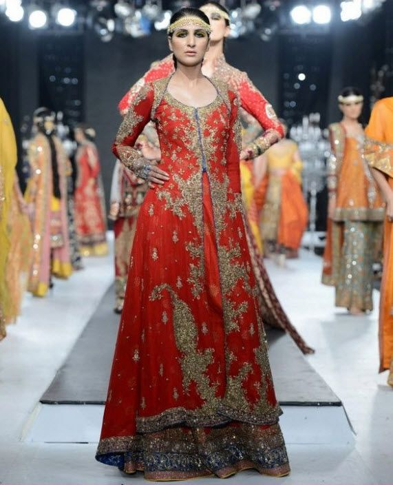 cd9d4c18c Karachi Bridal Dress