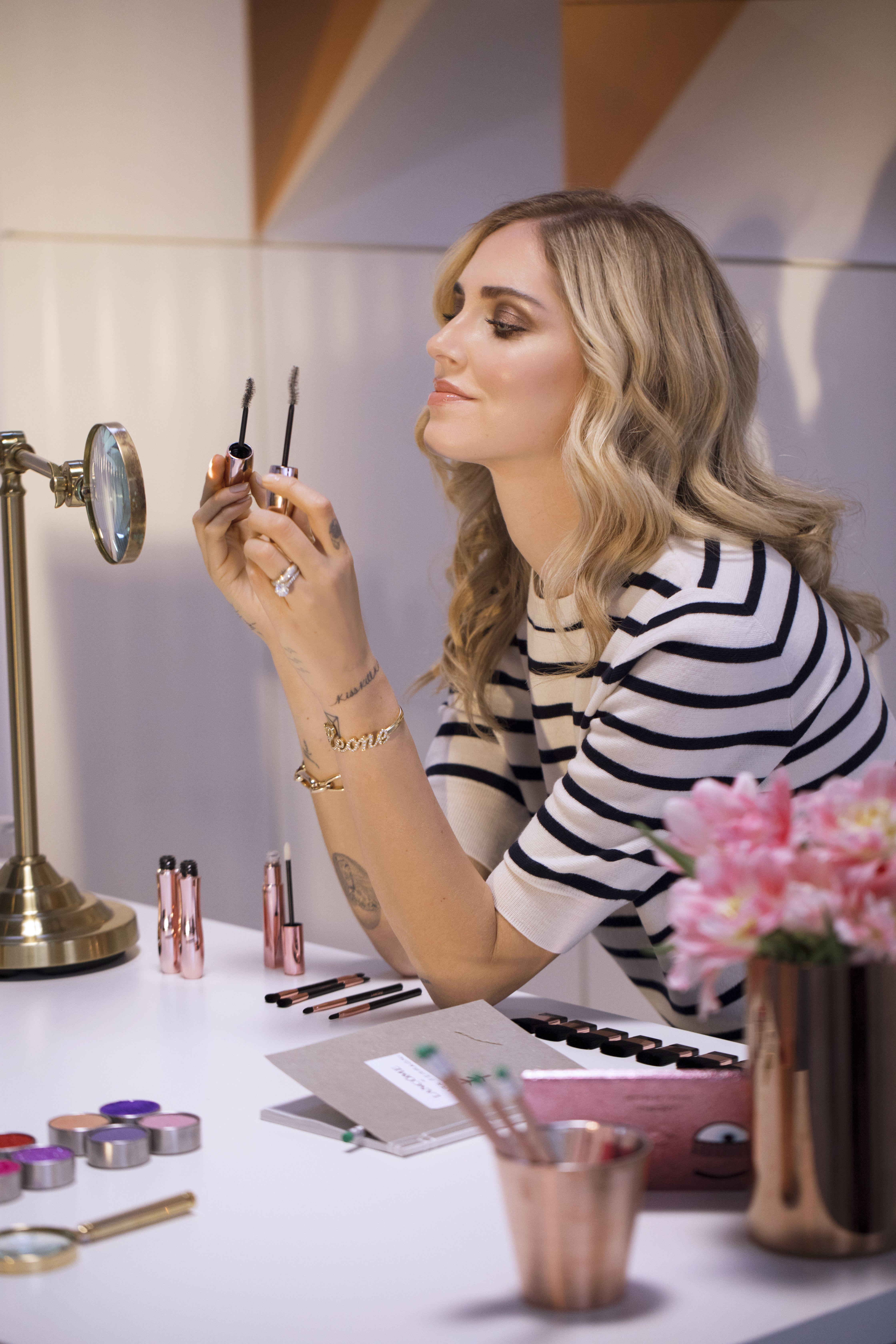 Hypnôse Drama Make up collection, Chiara ferragni,