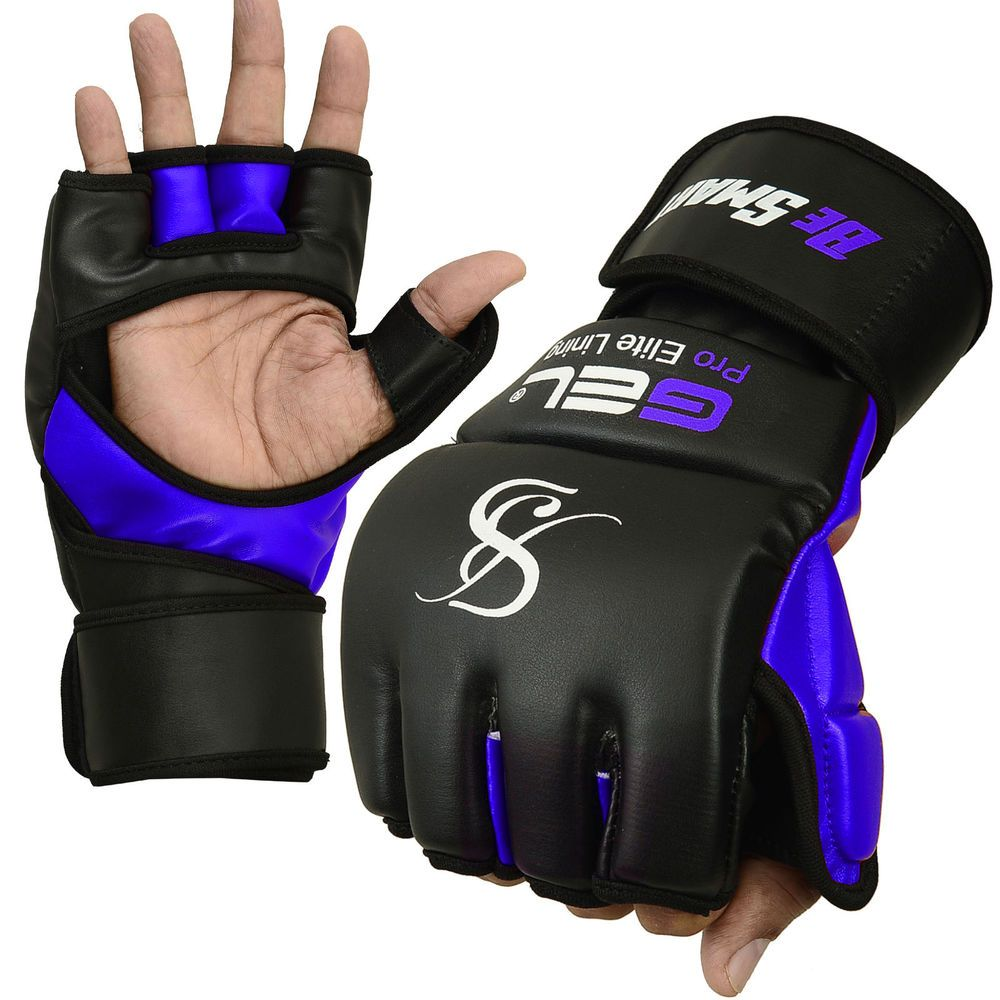 EMRAH Ladies MMA Grappling Gloves Boxing Punch Bag Kick Muay Thai Womens B