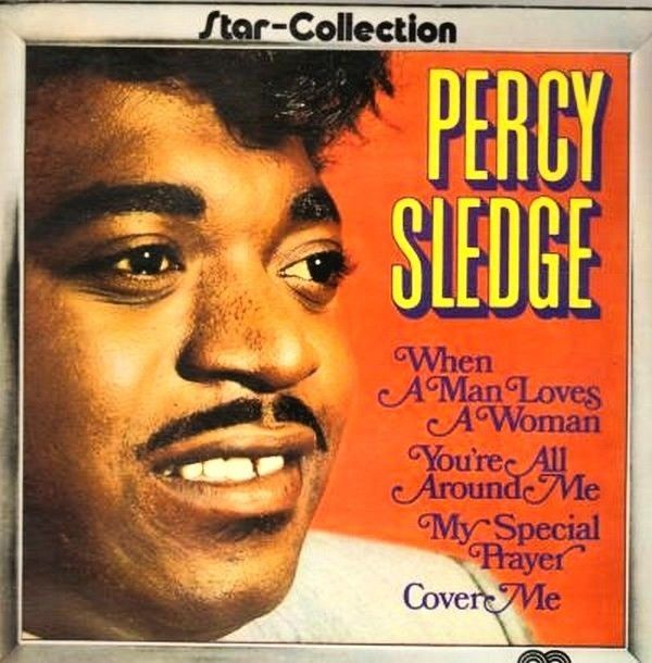 Percy Sledge - Star-Collection FRANCE 1972 Lp nm