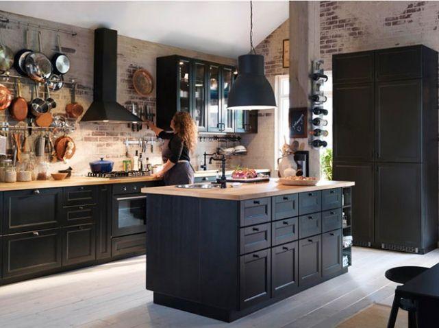Signes int rieurs de raffinement home ideas kitchen ikea kitchen et kitchen styling for Planificateur cuisine ikea