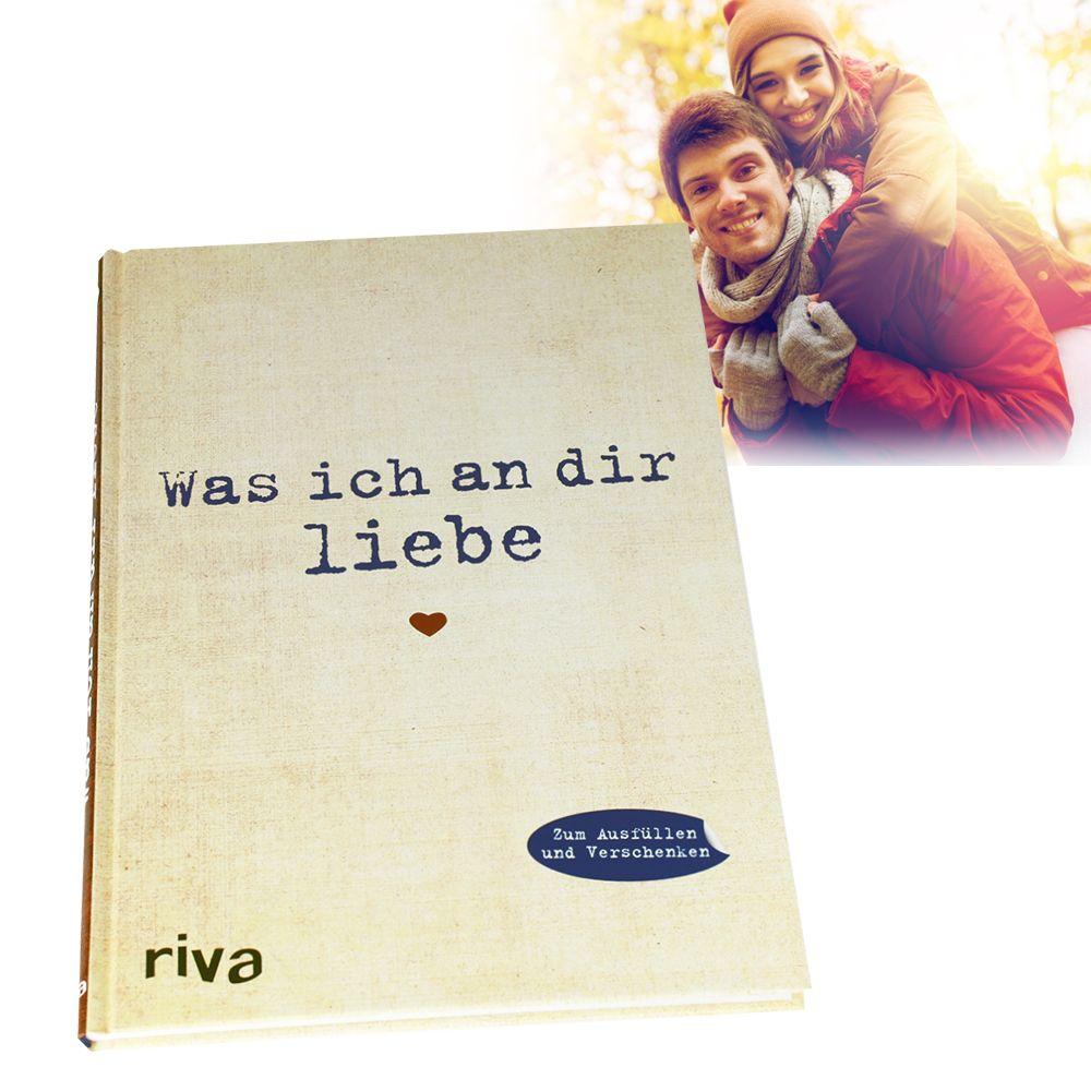 Buch Zum Ausfaœllen Was Ich An Dir Liebe Mit Bildern Liebesgeschenke Buch Selber Machen Liebesbuch