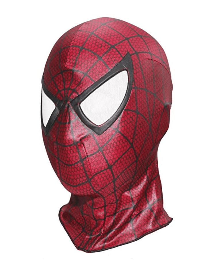 Marvel Avengers Infinity War Spiderman Mask Spiderman Mask Badass Movie Spiderman