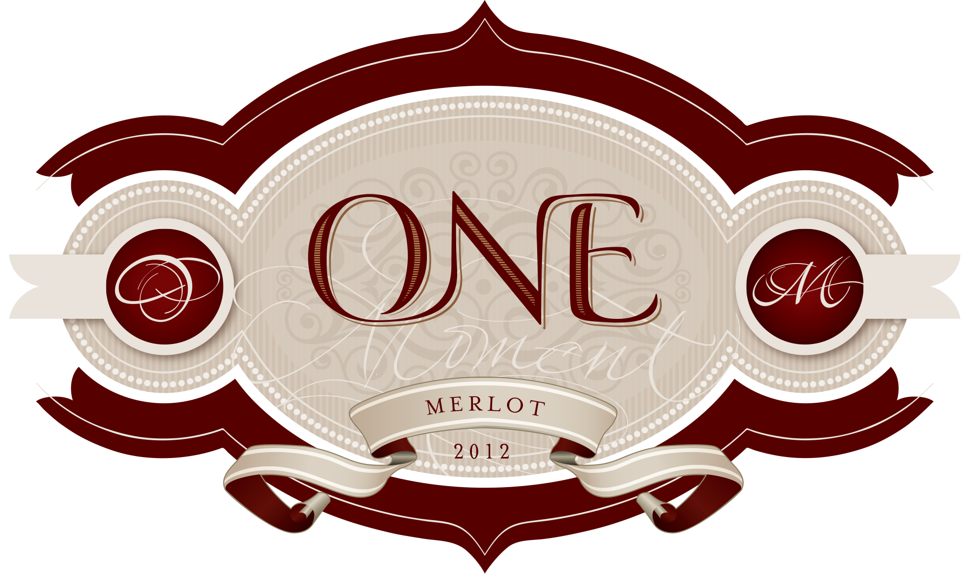 One Moment Label